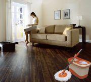 Cây lau nhà Thái Lan Thái Sơn M016A dùng cho sàn gỗ được không?