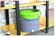 Cây lau nhà Yoota Mop nhập khẩu, thùng nhỏ, màu sắc tinh tế thẩm mỹ